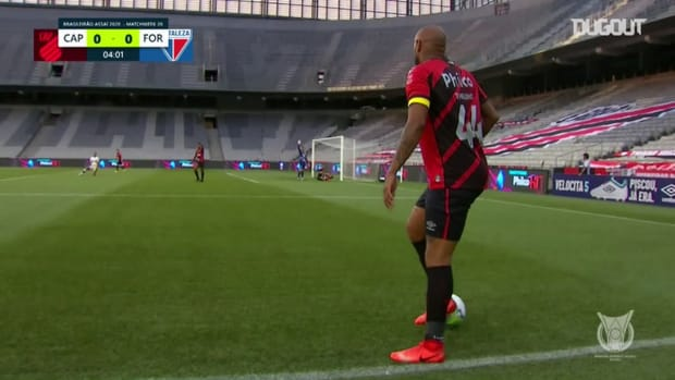 Highlights: Athletico-PR 2 x 1 Fortaleza