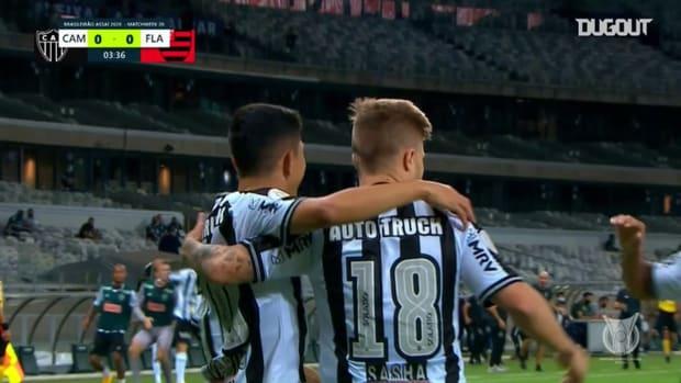Highlights: Atlético-MG 4 x 0 Flamengo