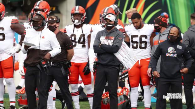 Cleveland Browns Must Set Confident Tone Against Houston Texans