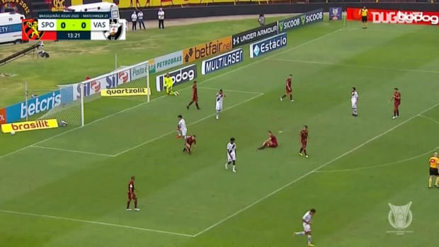 Highlights: Sport Recife 0 x 2 Vasco de Gama