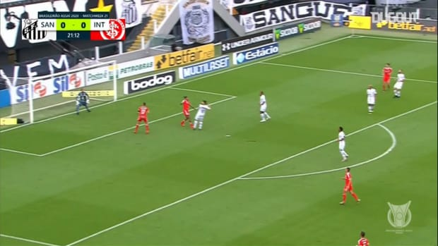Highlights: Santos 2 x 0 Internacional