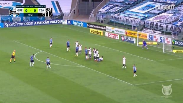 Highlights: Grêmio 4 x 2 Ceará