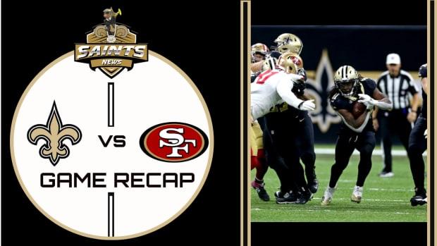 49ers vs Saints Postgame Recap (1)