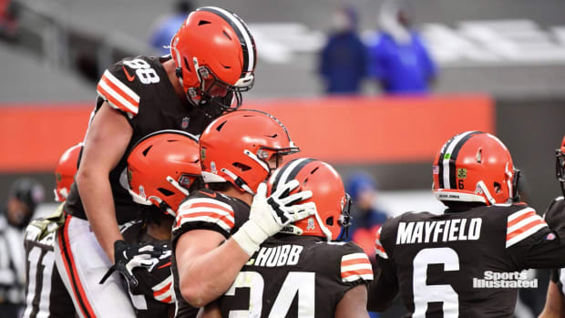 No Mas - Nick Chubb Exemplifies Team Mantra In Cleveland Browns Win Over Houston Texans