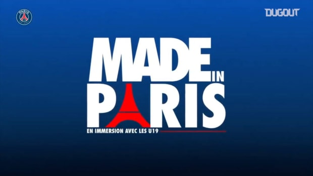 Made in Paris: The daily life of young PSG players