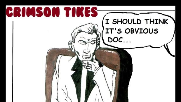 Crimson Tikes: PSI Blues