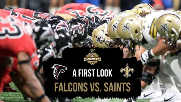 Falcons First Look Templete