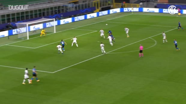 Lukaku's impressive Serie A start