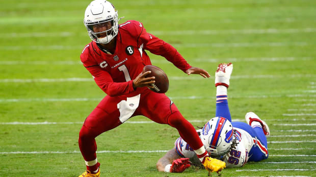 Kyler Murray - Bills