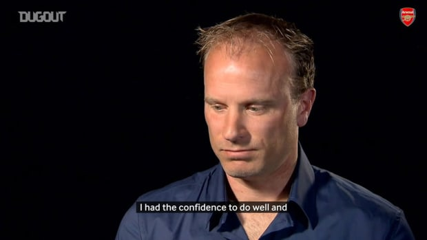 The story of Dennis Bergkamp's incredible hat-trick vs Leicester