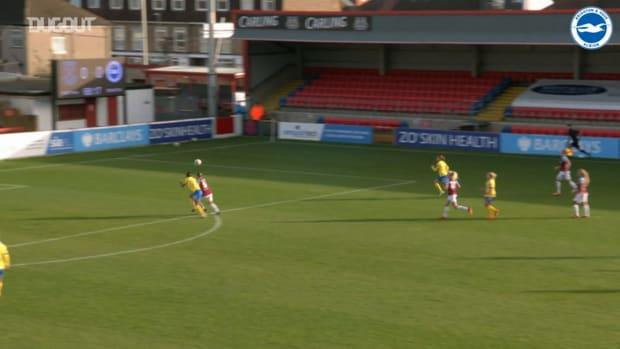 Rianna Jarrett earns Brighton Women all three points at West Ham