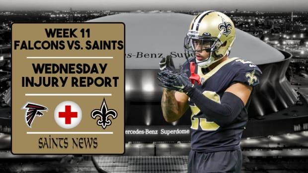 Saints Injury Report (28)
