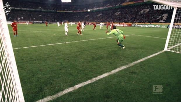 Borussia Mönchengladbach's best goals vs Augsburg