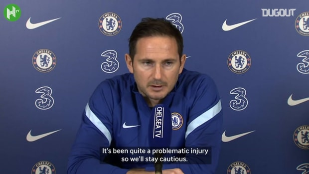 Lampard provides injury update on Pulisic and Thiago Silva ahead of Newcastle clash