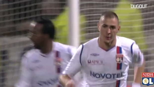 Benzema and Källström secure win vs Bordeaux in 2008