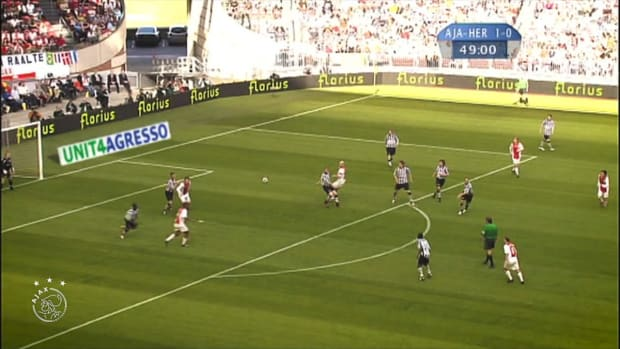 Ajax's top five goals vs Heracles