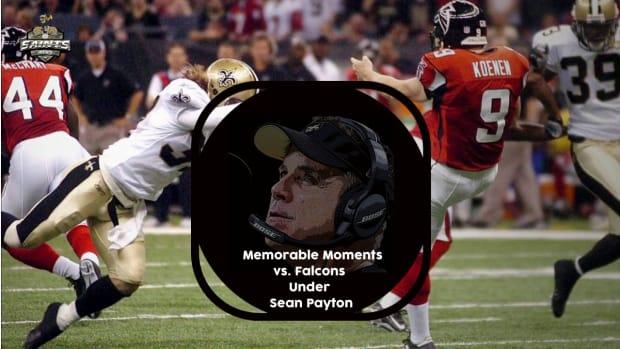 Memorable Moments Against Falcons