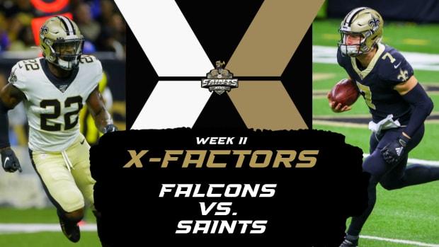 Week 11 X-Factors