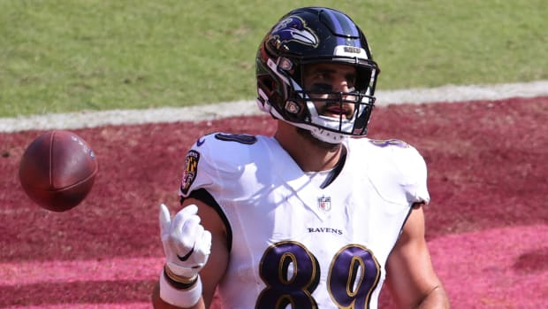 Ravens Mark Andrews