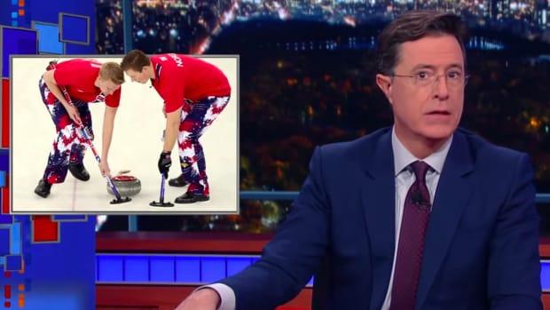 Colbert promo