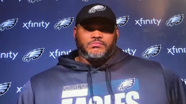 Duce Staley on RB by committee approach