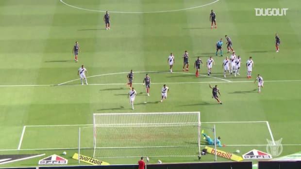 Highlights: São Paulo 1-1 Vasco