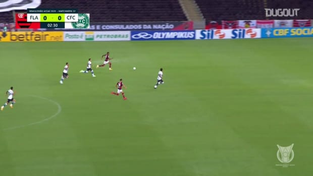 Highlights: Flamengo 3 x 1 Coritiba
