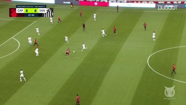 Highlights: Athletico-PR 1 x 0 Santos
