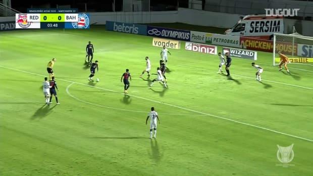 Highlights: Red Bull Bragantino 4-0 Bahia