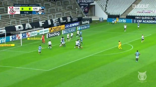 Highlights: Corinthians 0-0 Grêmio