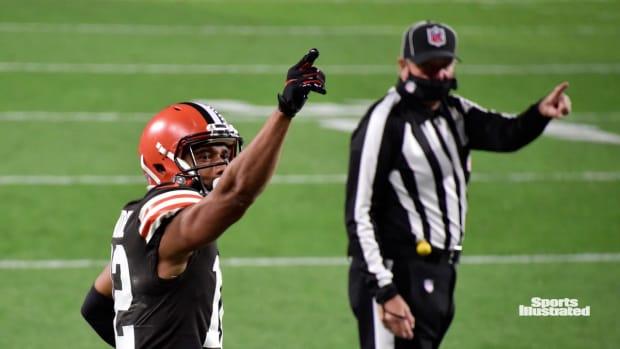 Cleveland Browns Should Extend KhaDarel Hodge