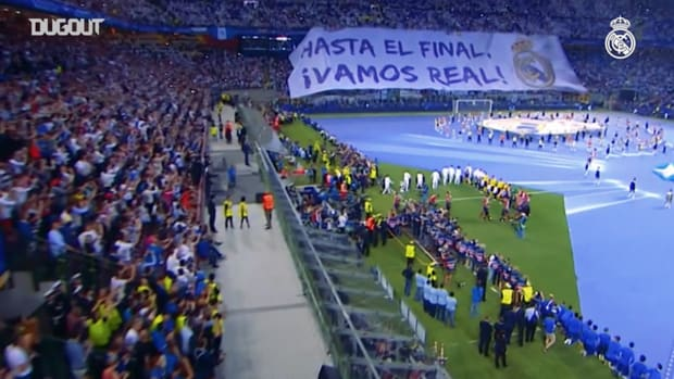 Real Madrid go back to the stadium of the Eleventh European Cup