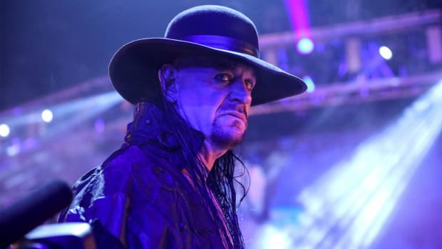 WWE's Undertaker at Survivor Series 2020