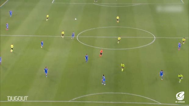 Best of Mo Barrow's first season in K League