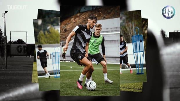 Jonas Carl joins Vitória SC