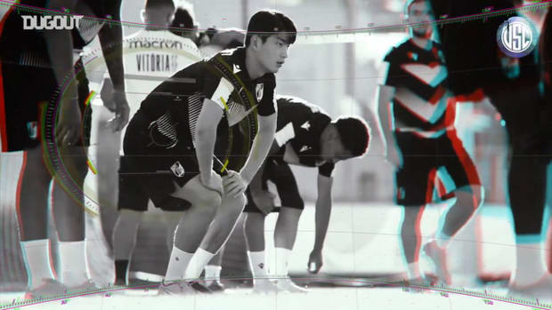 Jung-min Kim joins Vitória SC