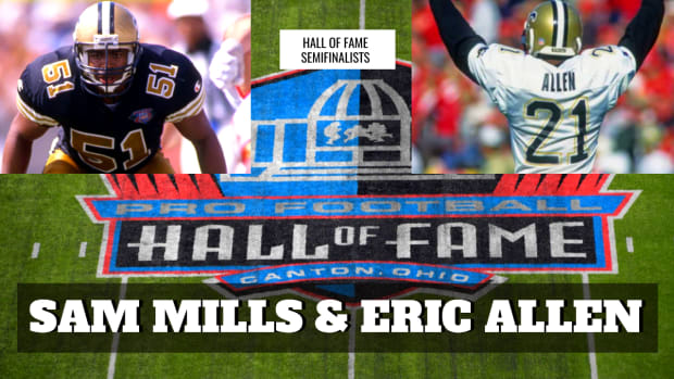 HALL OF FAME - MILLS & ALLEN