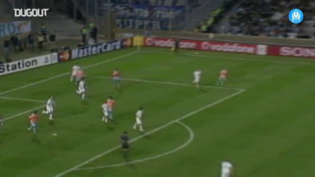 Niang's goal at Vélodrome vs Porto