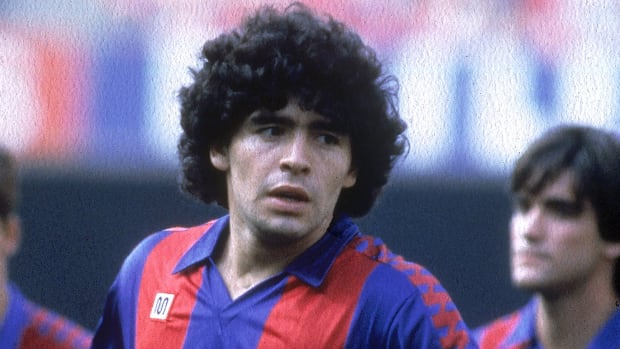 Maradona-Barcelona