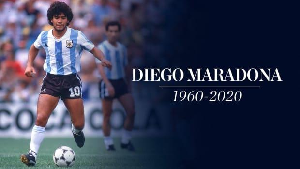 Maradona-Obit