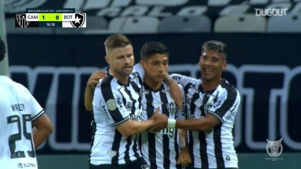 Highlights: Atlético-MG 2-1 Botafogo