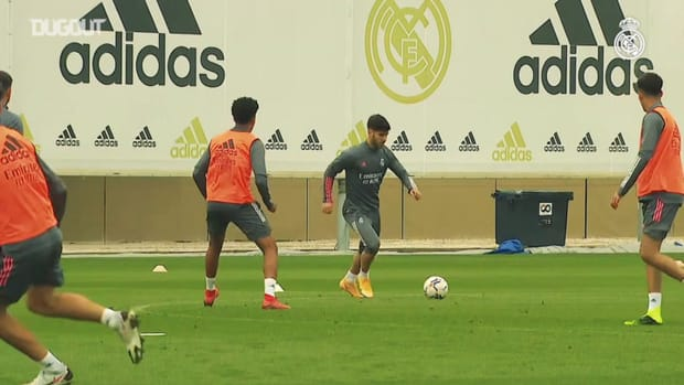 Dribbling and shots on goal with LaLiga in sight