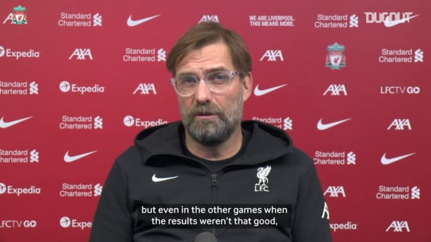 Klopp analyses Brighton clash