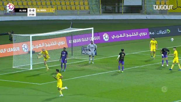 Highlights: Al-Wasl 1-2 Al-Ain