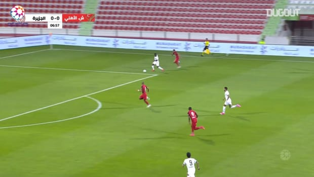 Highlights: Shabab Al-Ahli 3-5 Al-Jazira