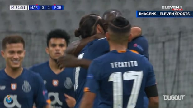 FC Porto beat Olympique de Marseille at Stade Vélodrome