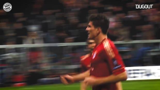 FC Bayern's classic strikes against LaLiga teams