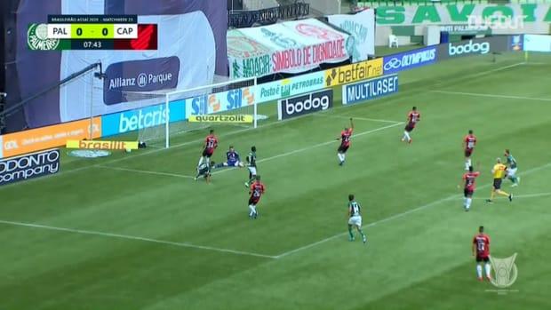 Highlights: Palmeiras 3 x 0 Athletico-PR