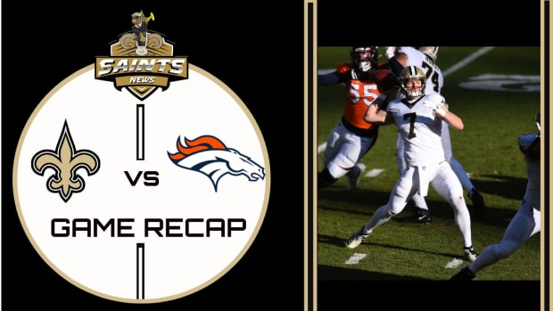 Broncos vs Saints Postgame Recap