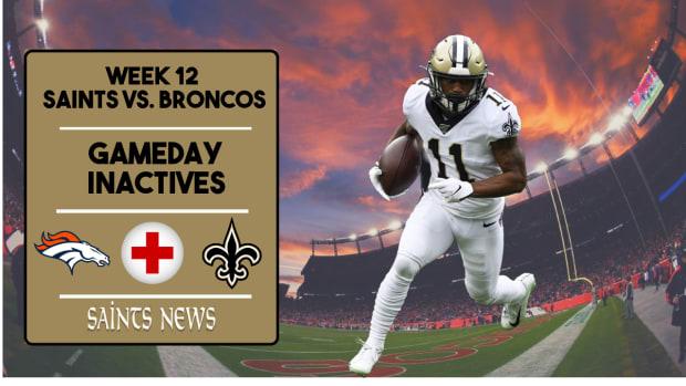 Saints Injury Report (31)